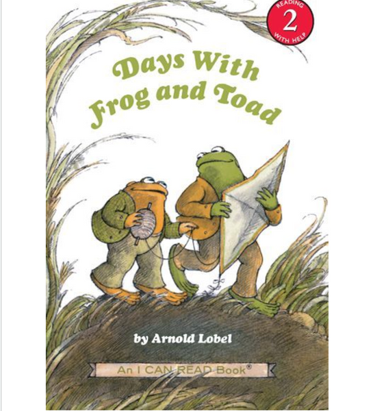 Days with Frog and Toad (ICR Level 2)