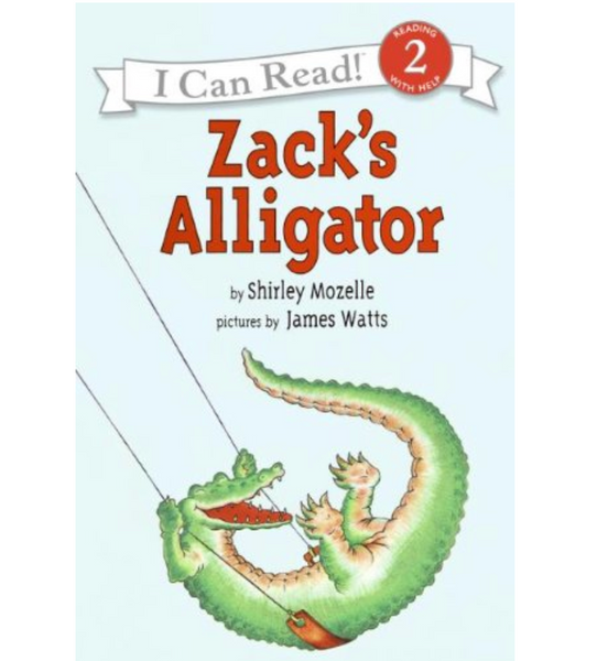 Zack's Alligator (ICR Level 2)