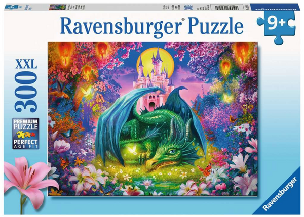 Forest Dragon 300pc Puzzle