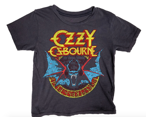 Ozzy Ozbourne Sleeve Tee, Multiple Sizes