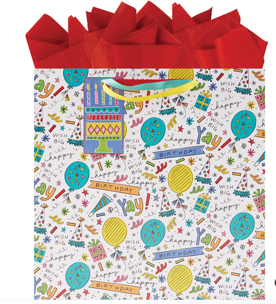 Gift Bag: Party Pandemonium, Large