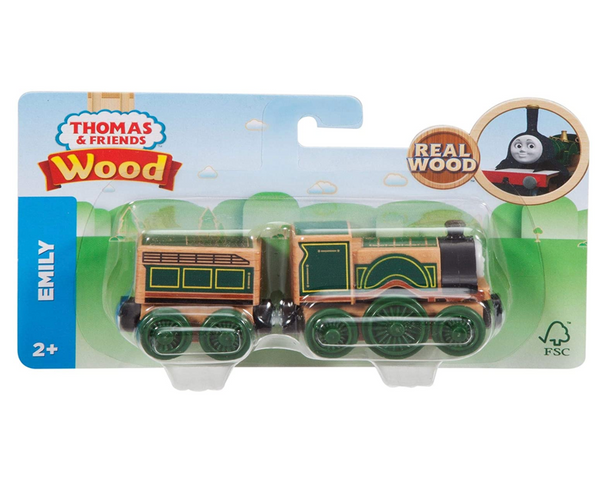 Thomas & Friends: Emily Wooden Train