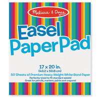 Easel Paper Pad, Large