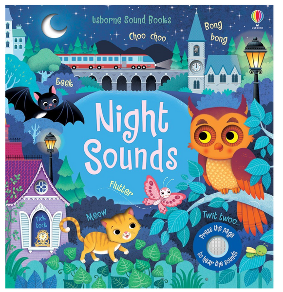 Night Sounds, Board book