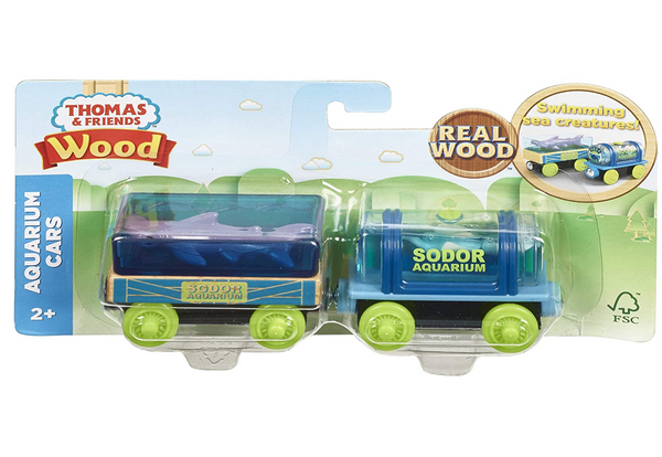 Thomas & Friends: Aquarium Wooden Engine with Lights
