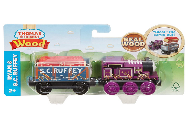 Thomas & Friends: Scruffy Wooden Engine