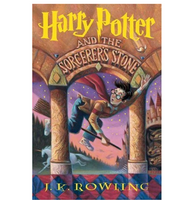 Harry Potter & The Sorcerer's Stone (Hardcover)