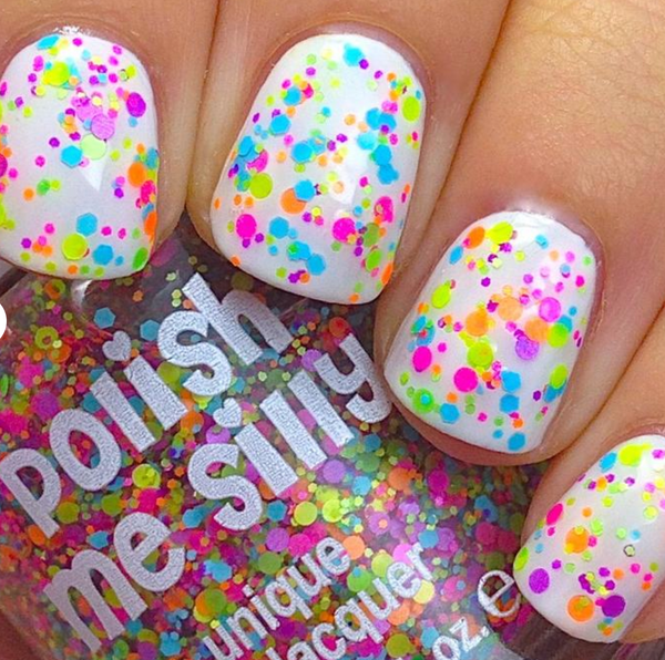 Polka Dot: Fun Zone Nail Polish