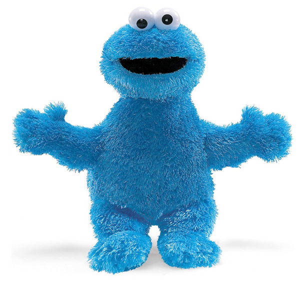 "Cookie Monster, 12"" Plush"