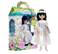 Lottie Doll: Royal Flower Girl