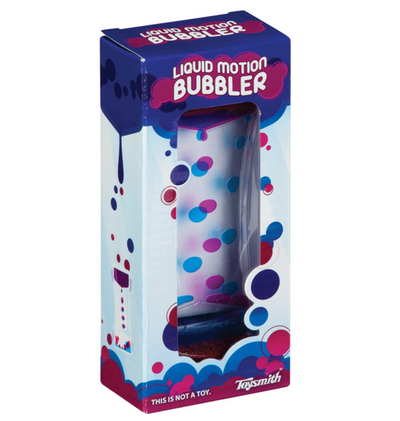 Liquid Motion Bubbler