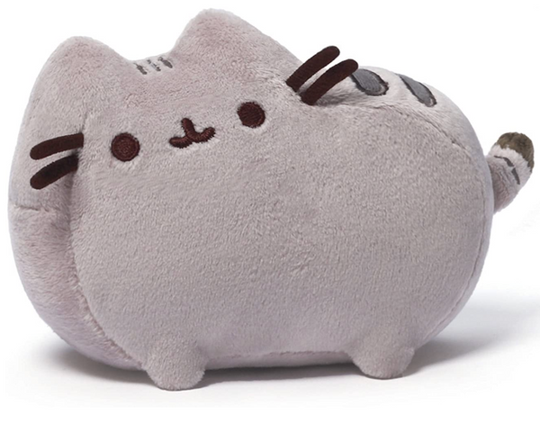 Stuffed Pusheen, 6""