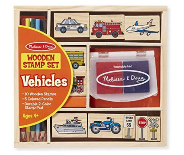 Vehicle Stamp Kit