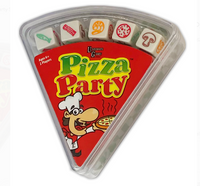 Pizza Party Card Game
