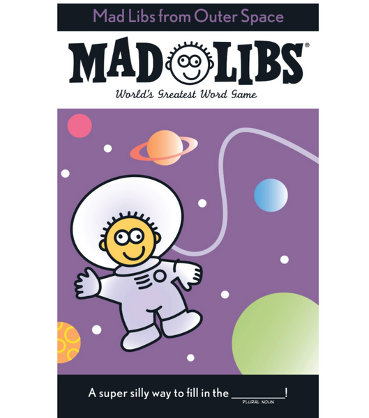 Mad Libs: Outer Space