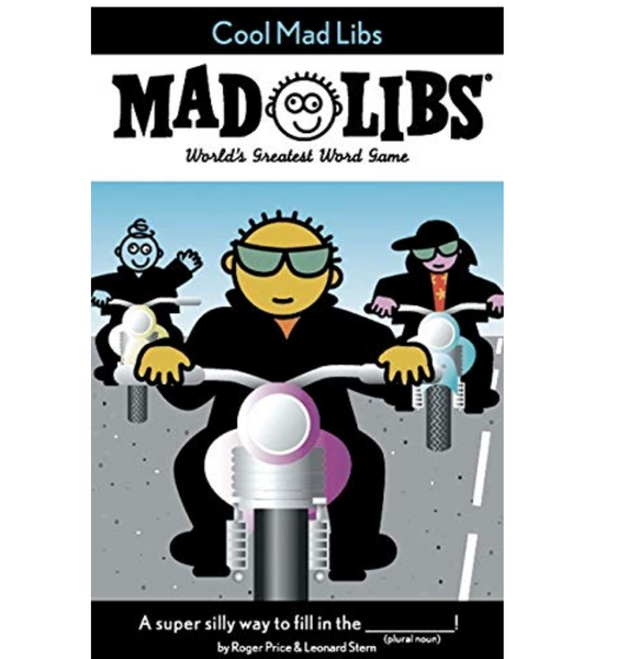 Mad Libs: Cool