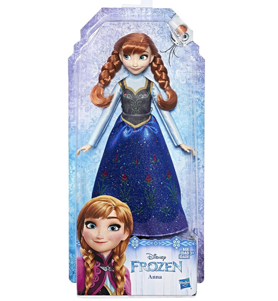 Disney Princess: Frozen Anna Doll