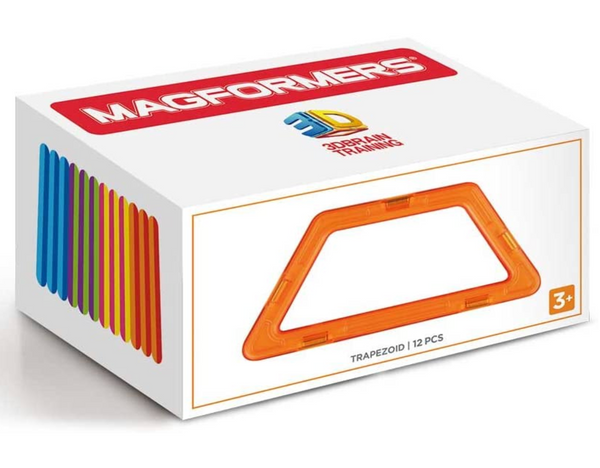 Magformers Trapezoid 12pc Set