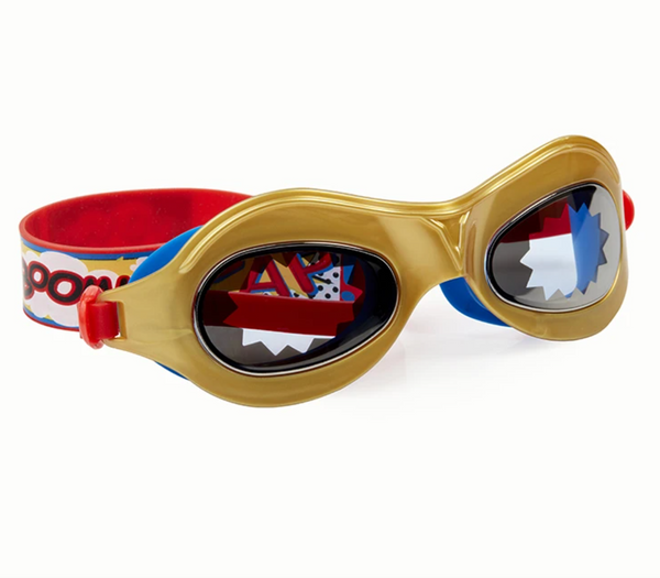 Goggles: Marvelous Flash, Gold