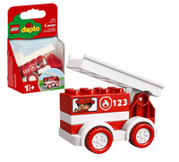 Lego Duplo: My First Fire Truck, Small