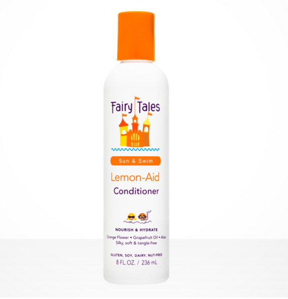 Fairy Tales: Lifeguard Lemon Aid Conditioner