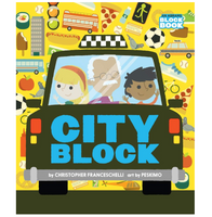 AlphaBlock City, Board Book