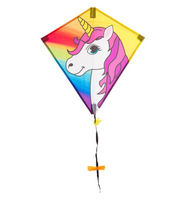"Eddy Unicorn 20"" Diamond Kite"