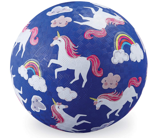 "5"" Playground Ball: Unicorns"