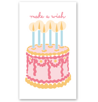 Mini Card: Birthday Cake
