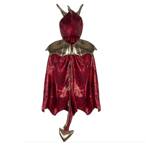Red Dragon Cape (Multiple Sizes)