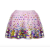 Party Fun Sequin Skirt (Size 4-7)