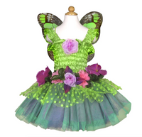 Fairy Blooms Deluxe Dress (Size 3-4)