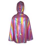 Rainbow Princess Cape
