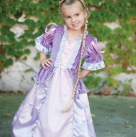 Fairytale Princess Lilac Dress (Size 5-6)