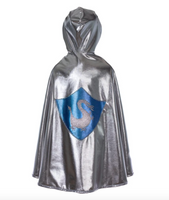 Reversible Dragon/Knight Cape (Size 4-6)