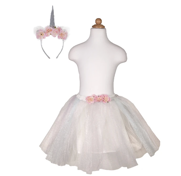 Unicorn Tutu with Unicorn Horn