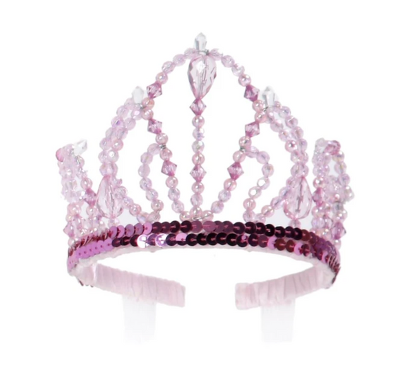 Pink Beauty Tiara