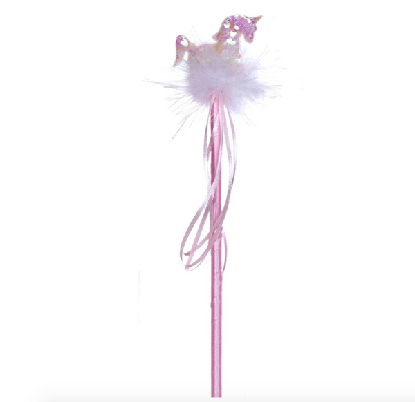 Unicorn Sequin Wand