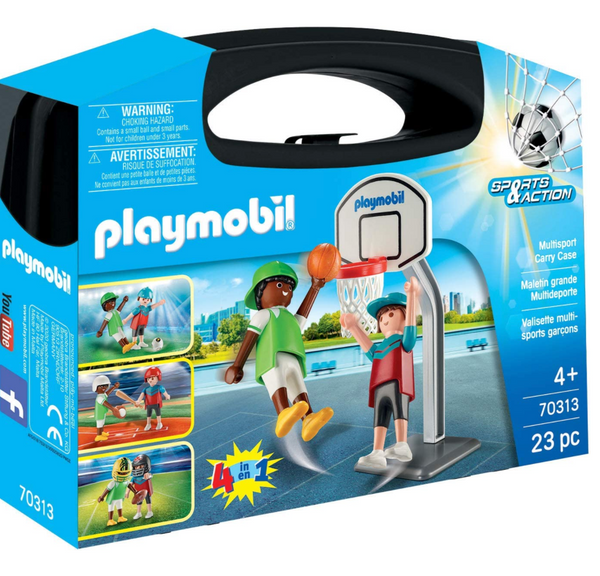 Playmobil: Multisport Carry Case