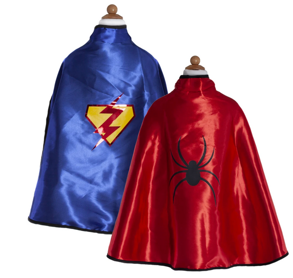 Cape Reversible Adventure (Size 4-6)