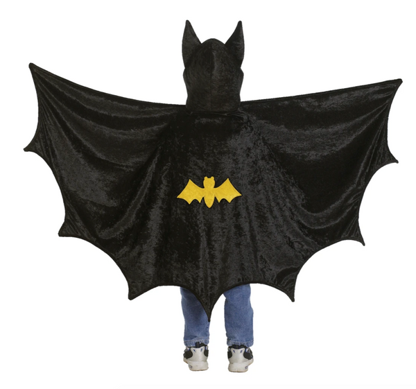 Hooded Batman Cape (Size 4-6)