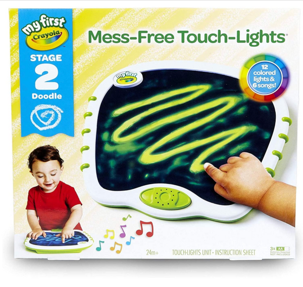 Mess-Free Touch Lites