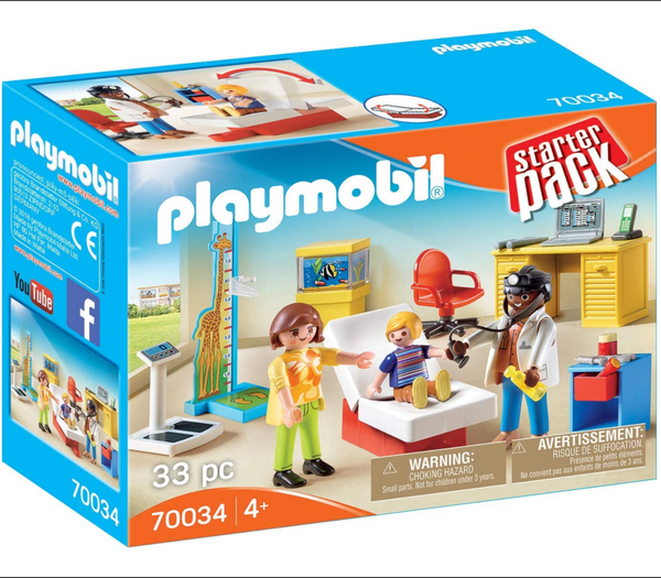 Playmobil: Pediatrician's Office