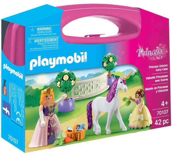 Playmobil: Princess Unicorn Carry Case