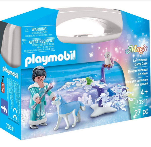 Playmobil: Ice Princess Carry Case