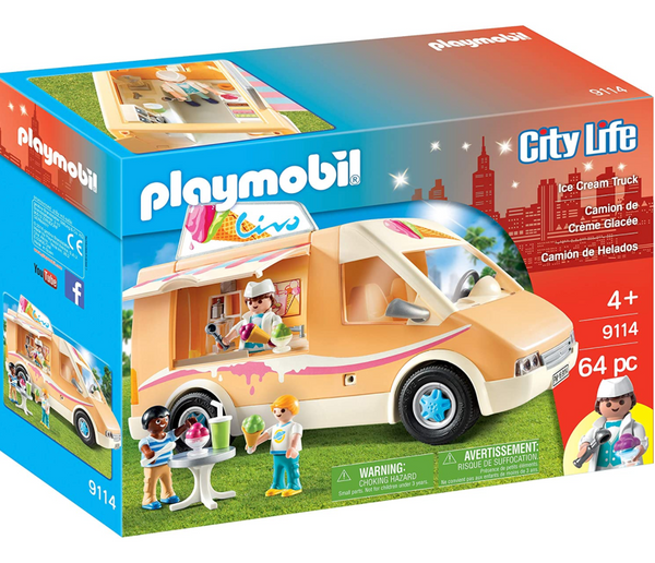 Playmobil: Ice Cream Truck