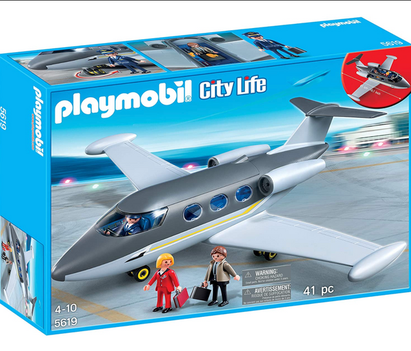 Playmobil: Private Jet