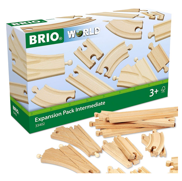 Brio Intermediate Expansion Track Pack