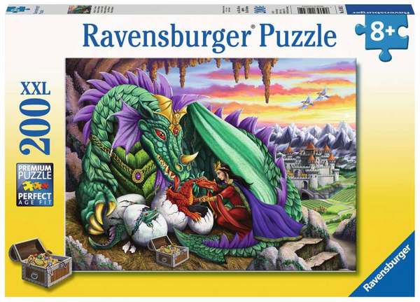 Queen of Dragons 200pc Puzzle