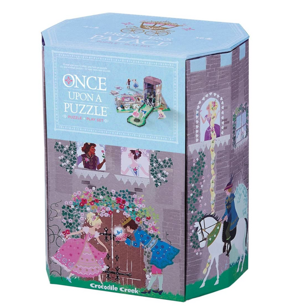 Once Upon A Puzzle: Princess Palace 36pc